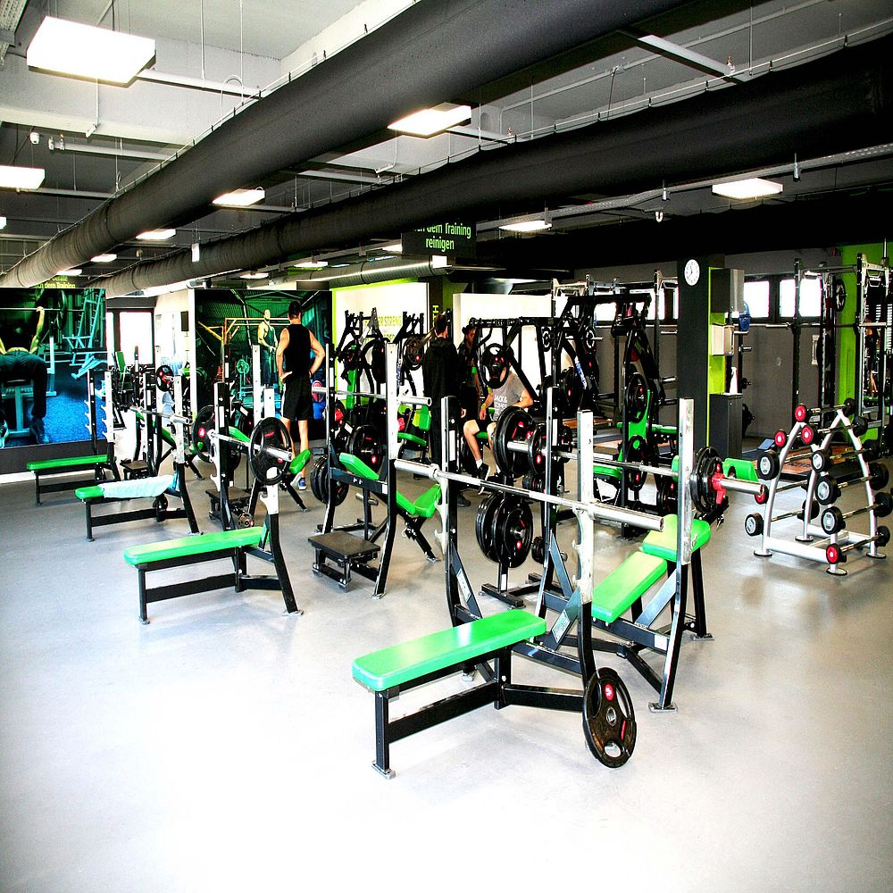 Fitness Studios Frankfurt