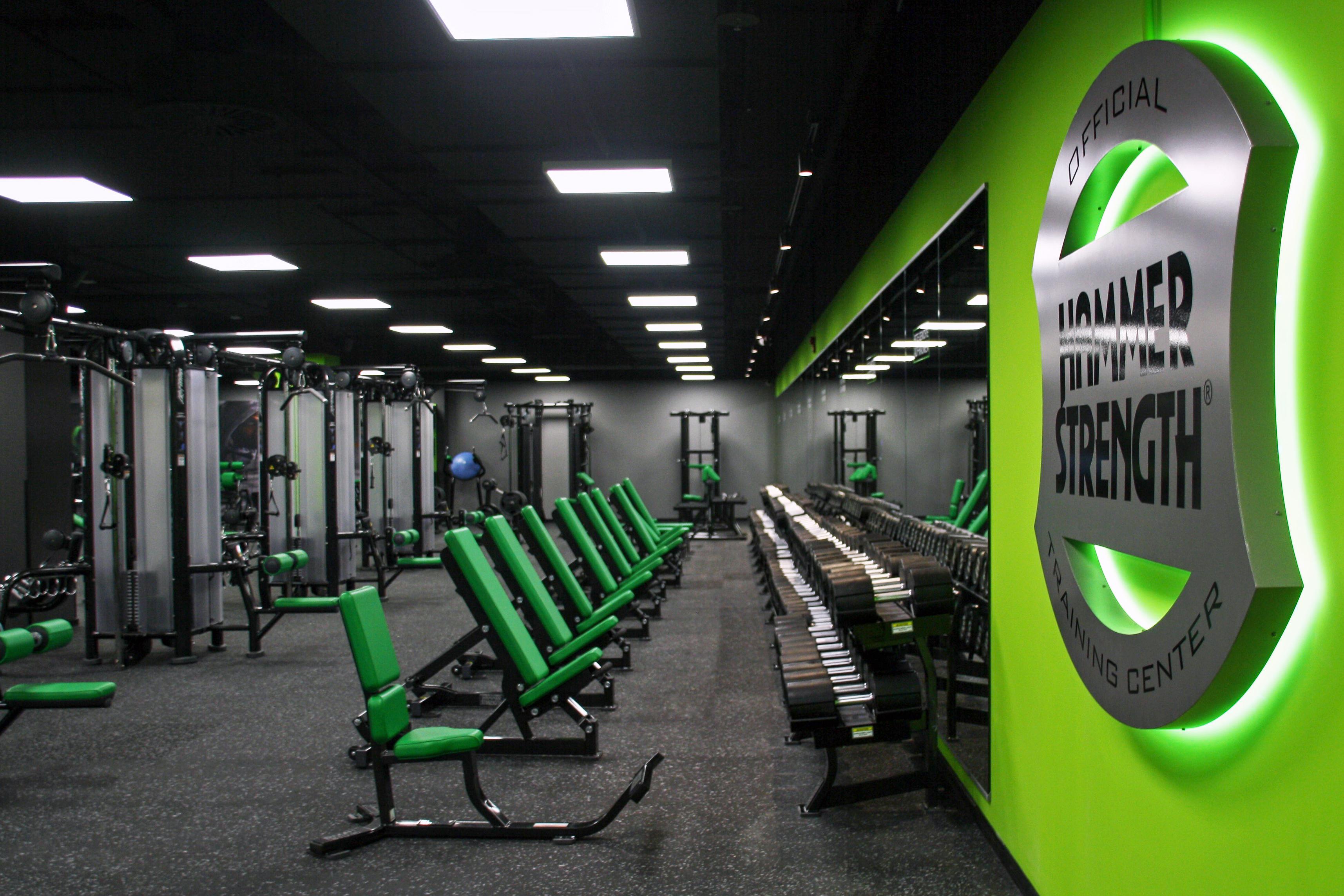 Hamburg Langenhorn Fitnessstudio Langenhorn Fit One We